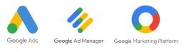 le nuove piattaforme pubblicitarie di Google